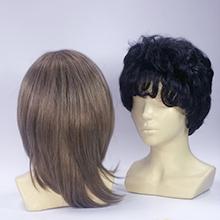 Купить парик из искусственных волос интернет магазин LaNord.ru